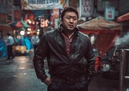 마동석의 힘…'범죄도시', '남한산성' 제치고 1위